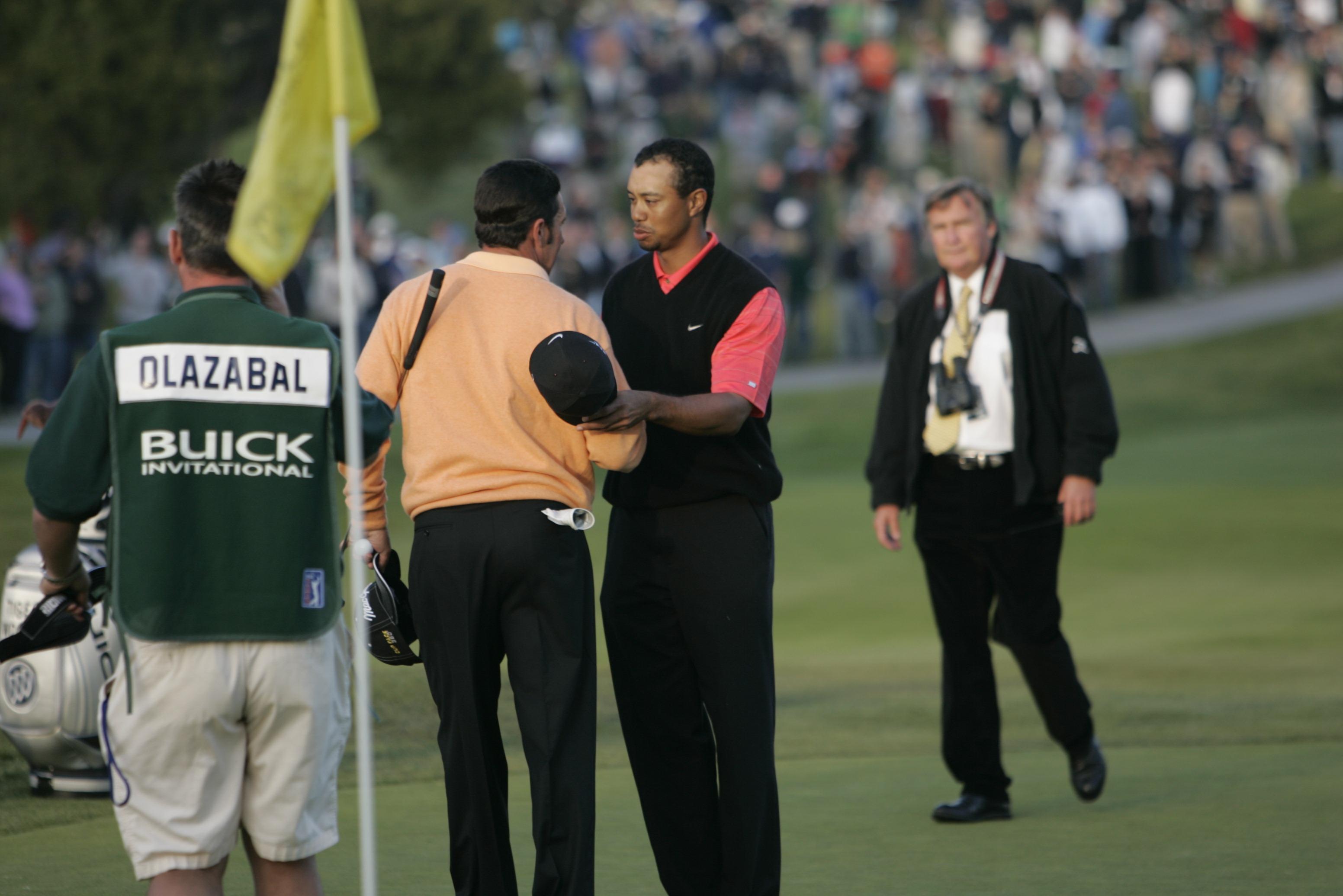 Tiger Woods 2006 Buick Invitational