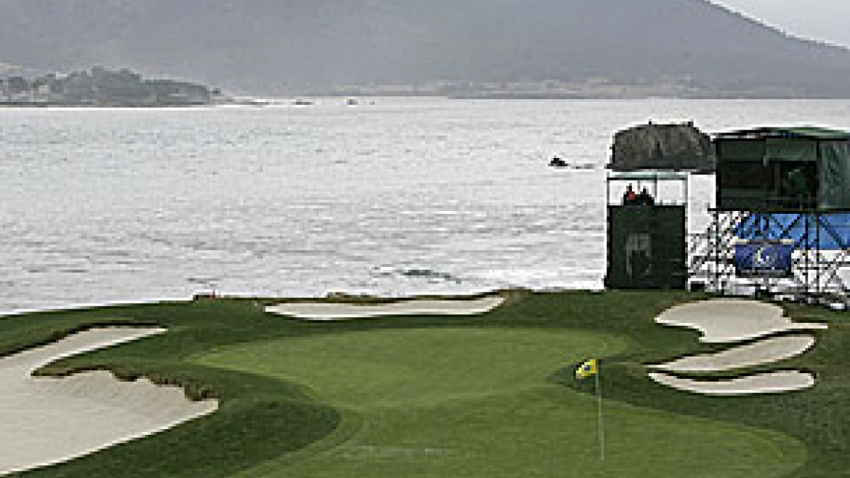 AT&T Pebble Beach National Pro-Am at Pebble Beach Golf Links